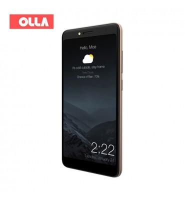OLLA M5. 8GB ROM+2GB RAM, DUAL SIM, 5MP+2MP.