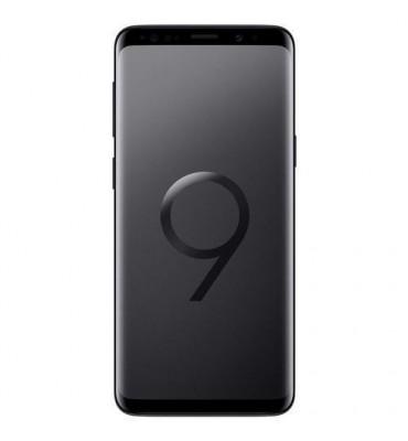 Samsung Galaxy S9 de 5,8 polegadas QHD (4GB, 64GB ROM) Android 8.0 Oreo, 12MP + 8MP Smartphone SIM único 4G - Midnight Black