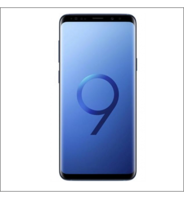 Samsung Galaxy S9 Plus (S9+) 6.2-Inch QHD (6GB,128GB ROM Android 8.0 Oreo, 12MP + 8MP Dual SIM 4G Smartphone - Black